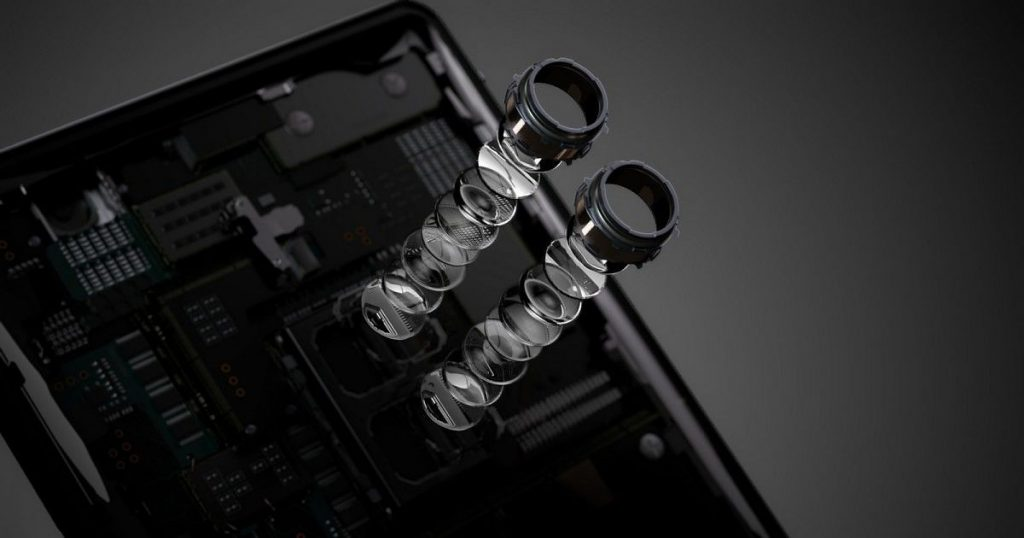 sony smartphone camera parts