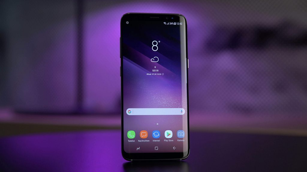 samsung s9 mobile phone