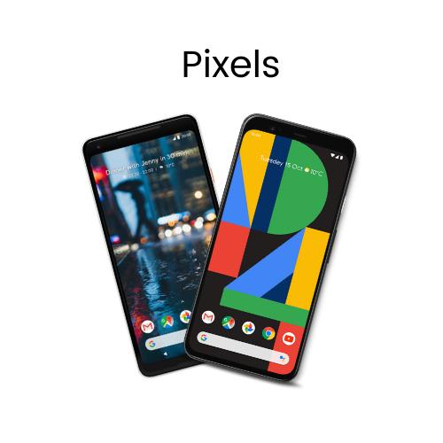 Pixels Second Hand