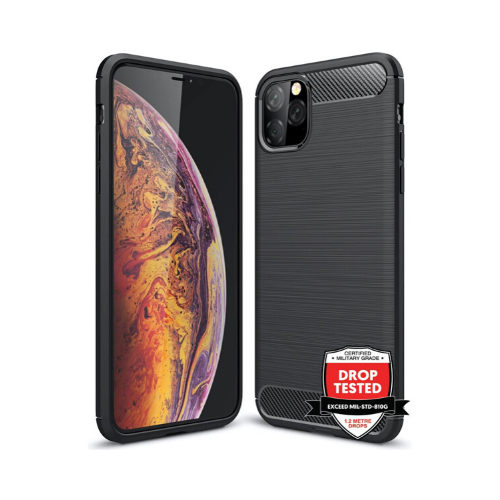 Carbon Air for iPhone 11 Pro Max - Black