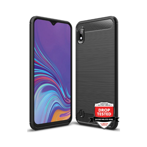 Carbon Air for Galaxy A10 Black