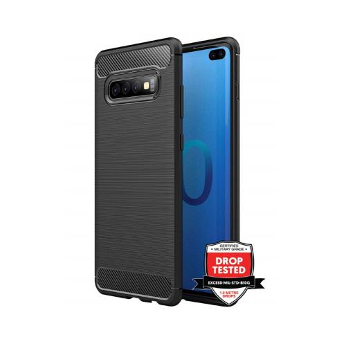 Carbon Air for Galaxy S10 Plus - Black