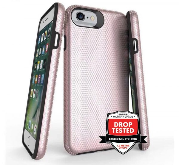 DualPro for iPhone 8/7/6S/6 - Rose Gold