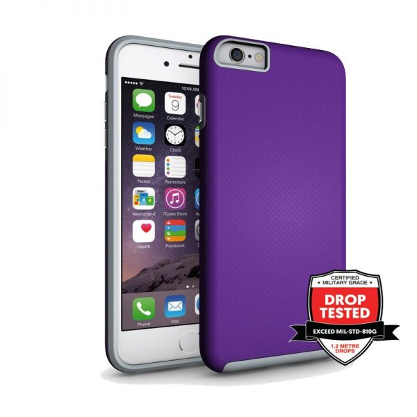 DualPro for iPhone 6/6S Plus - Purple