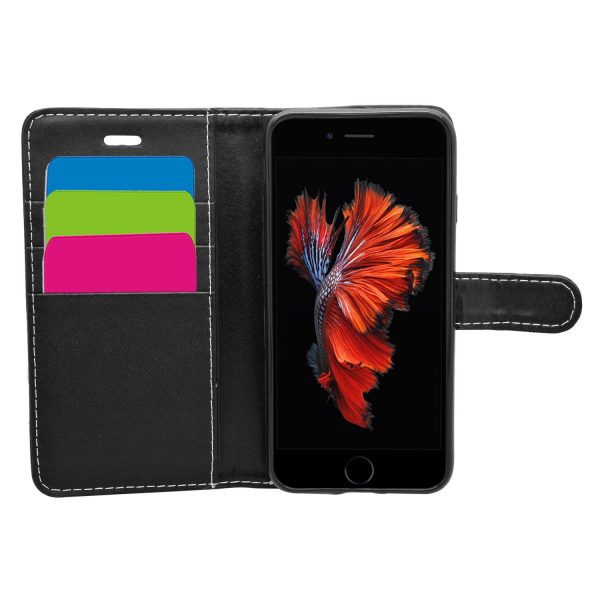 Wallet for iPhone 8/7/6S/6 - Black