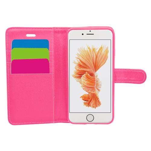 Wallet for iPhone 8/7/6S/6 - Pink
