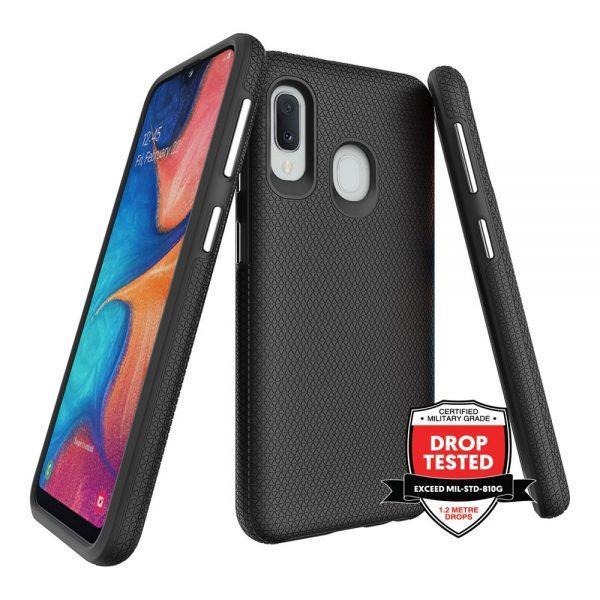 DualPro for Galaxy A20e - Black