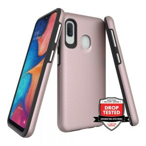 Clear Air Pro Case for Galaxy A20e