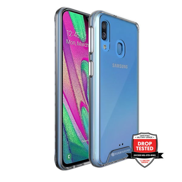 Clear Air Pro Case for Galaxy A40