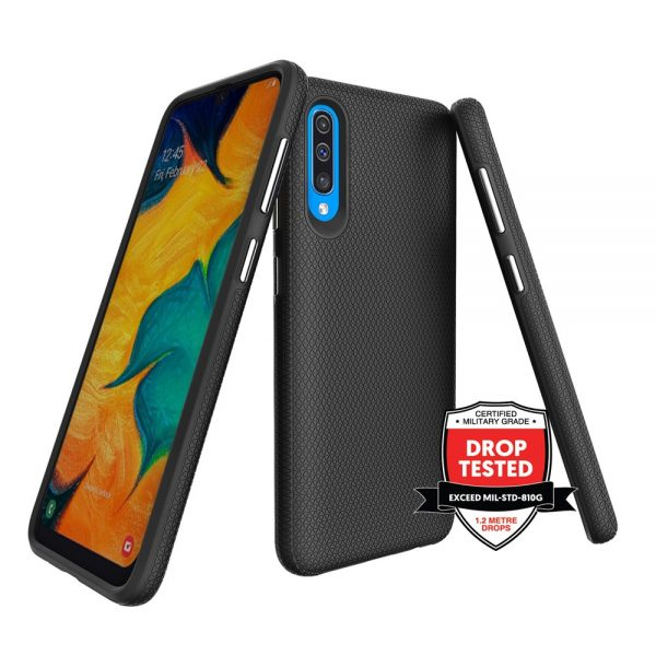 DualPro for Galaxy A50 - Black