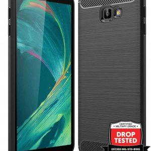 Carbon Air for Galaxy J4 Plus - Black
