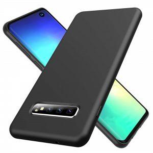 Carbon Air for Galaxy S10 - Black
