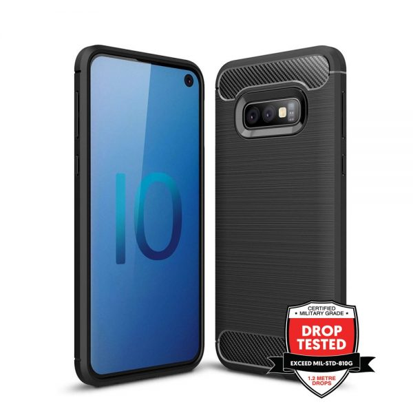 Carbon Air for Galaxy S10e - Black