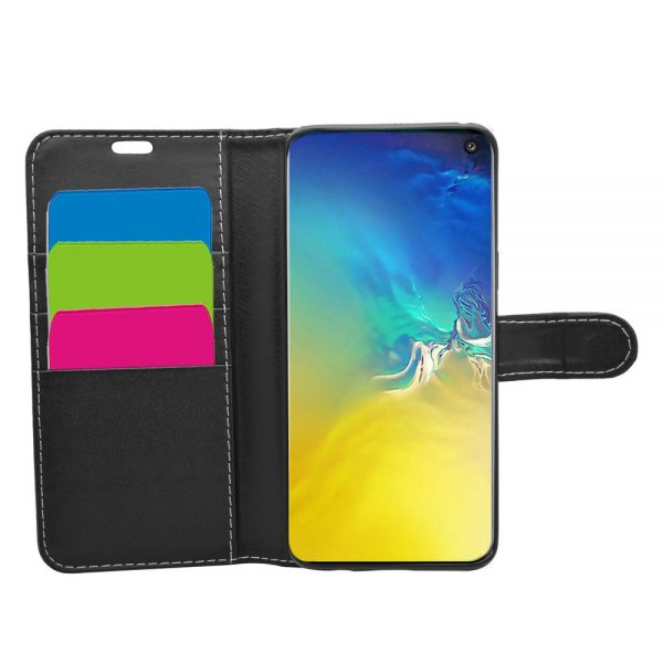 Wallet for Galaxy S10e - Black