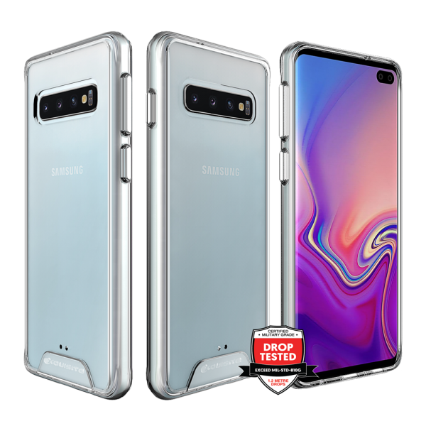 Clear Air Pro Case for Galaxy S10 Plus