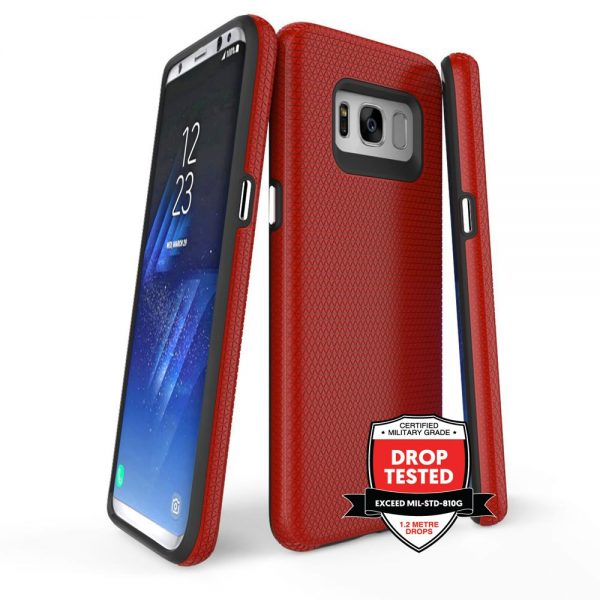 DualPro for Galaxy S8 - Red