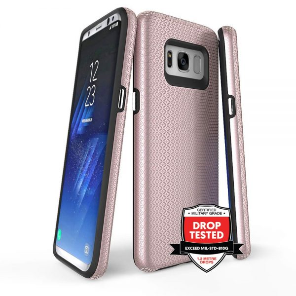 DualPro for Galaxy S8 - Rose Gold