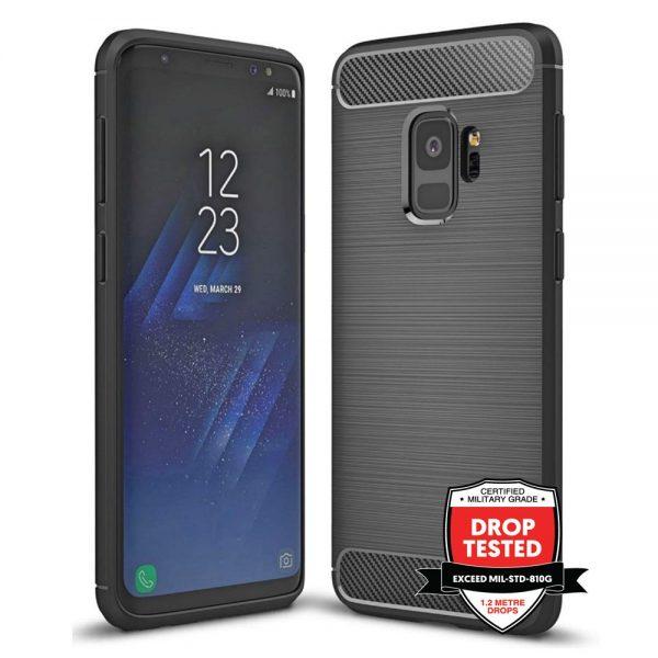 Carbon Air for Galaxy S9 - Black