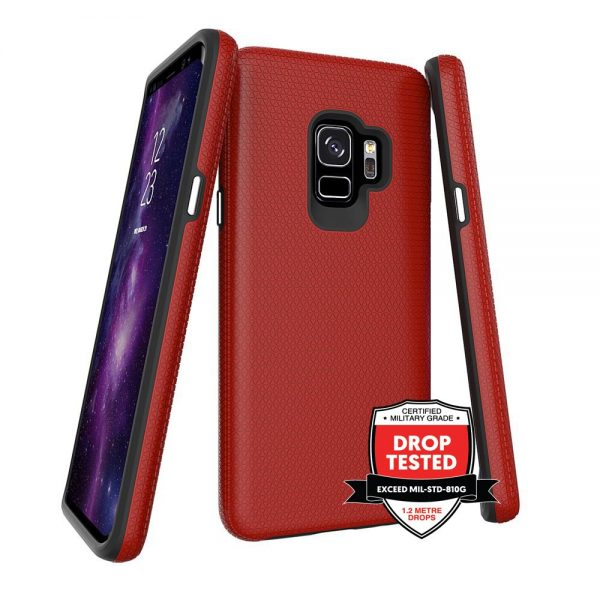 DualPro for Galaxy S9 - Red