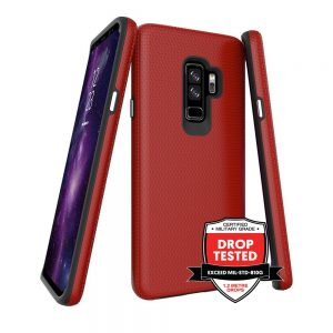 DualPro for Galaxy S9 Plus - Red