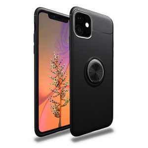 Ring Armour for iPhone 11 - Black