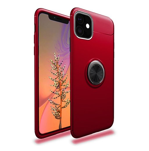 Ring Armour for iPhone 11 - Red