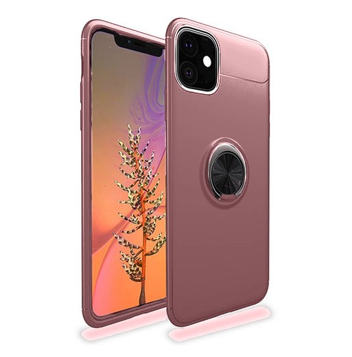 Ring Armour for iPhone 11 - Rose Gold