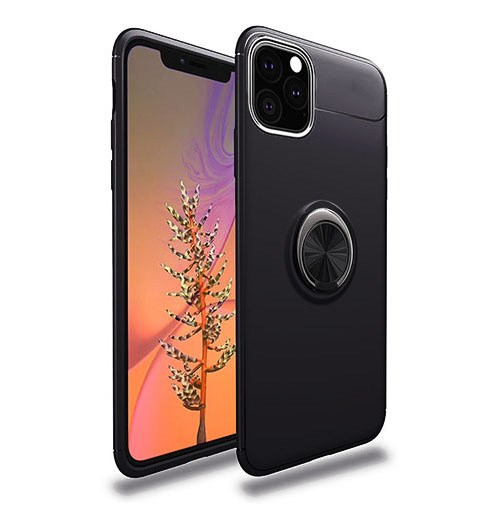 Ring Armour for iPhone 11 Pro - Black