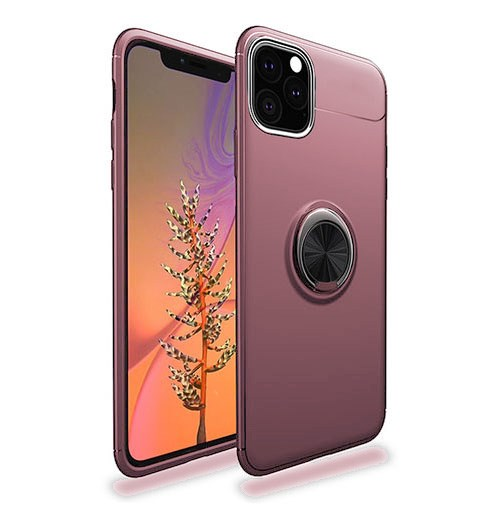 Ring Armour for iPhone 11 Pro - Rose Gold
