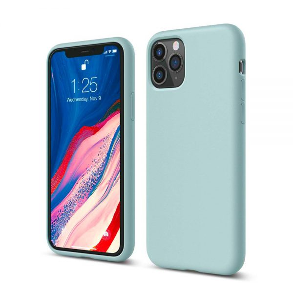 Silicone for iPhone 11 Pro - Mint