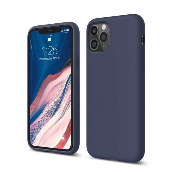 Silicone for iPhone 11 Pro - Navy