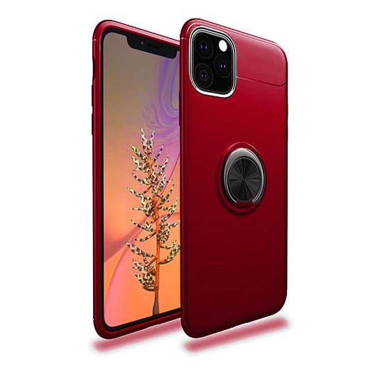 Ring Armour for iPhone 11 Pro Max - Red