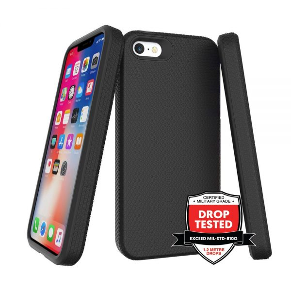 DualPro for iPhone 5/5S/SE - Black