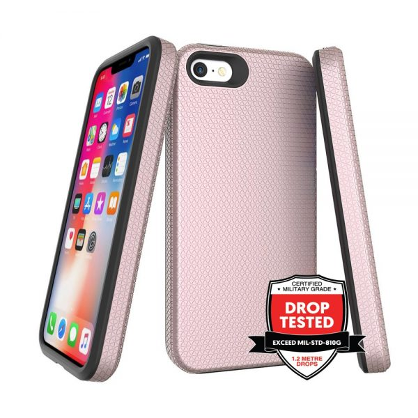 DualPro for iPhone 5/5S/SE - Rose Gold