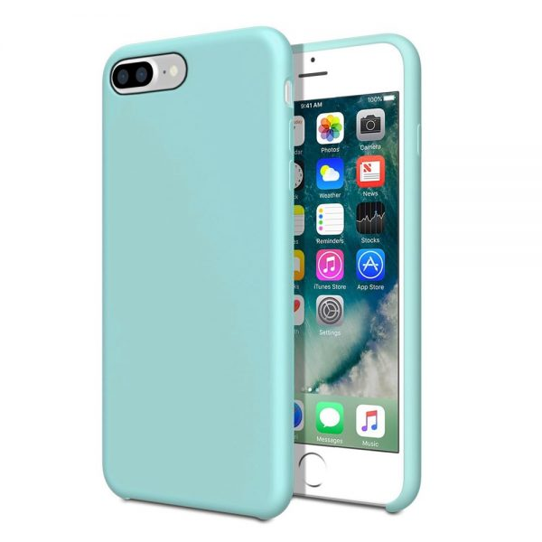 Silicone for iPhone 8/7 Plus - Mint
