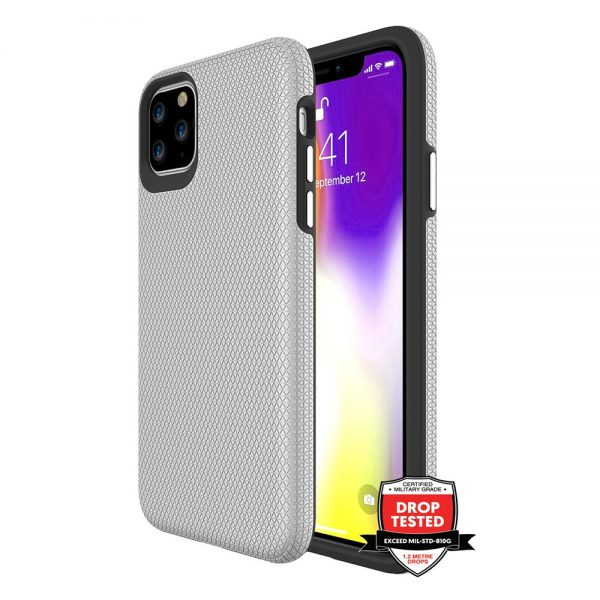 DualPro for iPhone 11 Pro Max - Silver