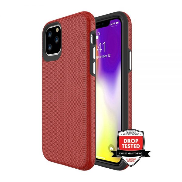 DualPro for iPhone 11 Pro - Red