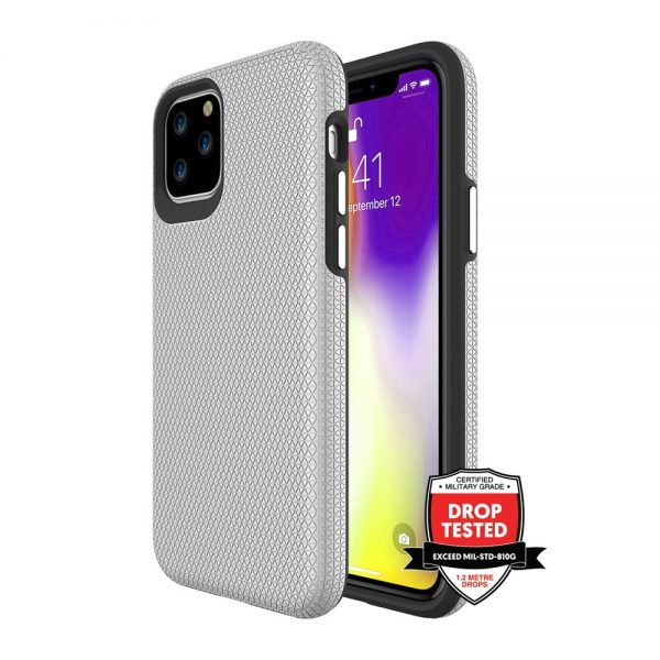 DualPro for iPhone 11 Pro - Silver
