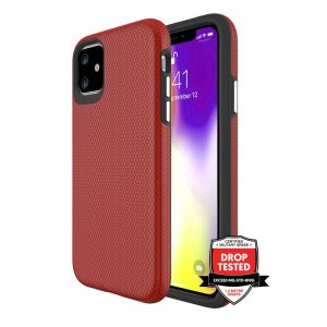 Silicone for iPhone 11 - Red