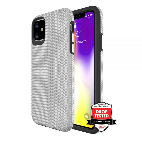DualPro for iPhone 11 - Silver