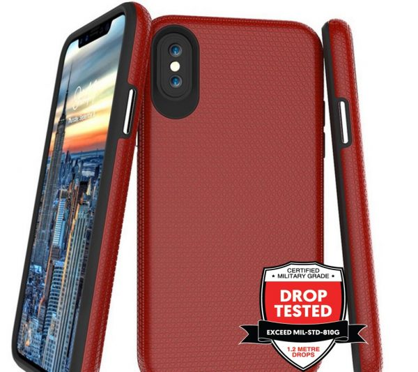 DualPro for iPhone XS/X - Red