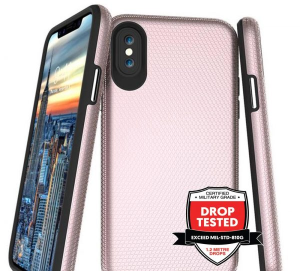 DualPro for iPhone XS/X - Rose Gold