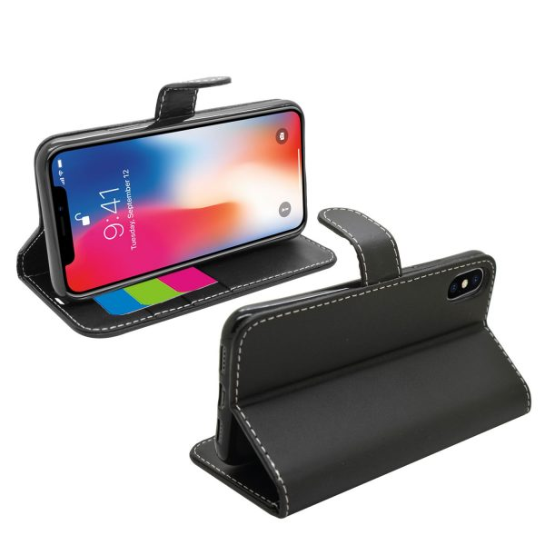 Wallet for iPhone XS/X - Black