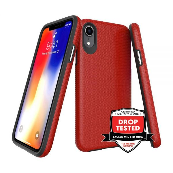 DualPro for iPhone XR - Red