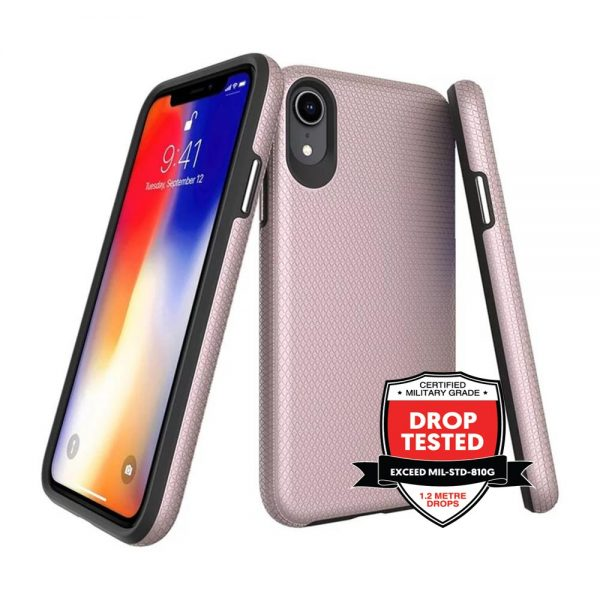 DualPro for iPhone XR - Rose Gold