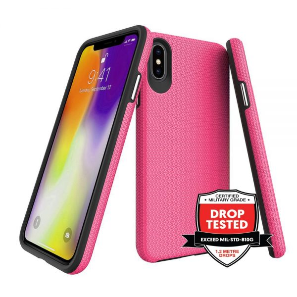 DualPro for iPhone XS Max - Pink