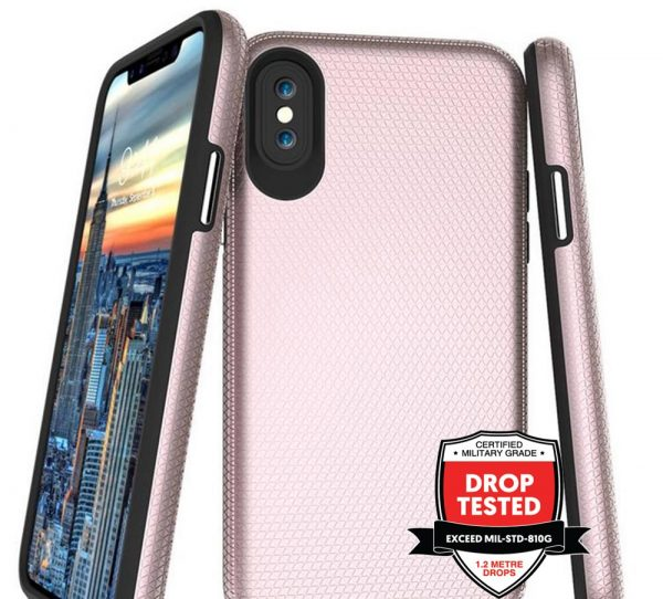 DualPro for iPhone XS Max - Rose Gold