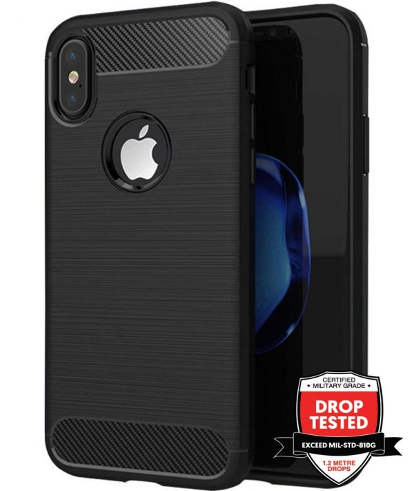 Carbon Air for iPhone XS/X - Black