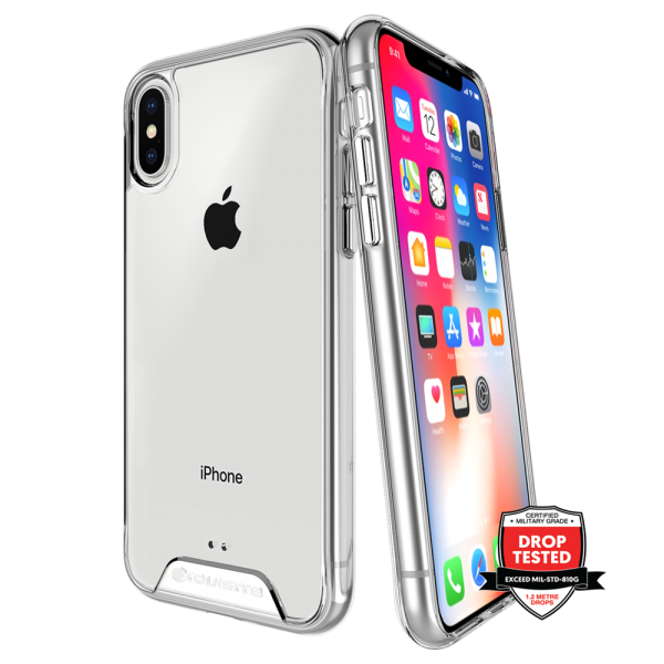 Clear Air Pro Case for iPhone XS/X