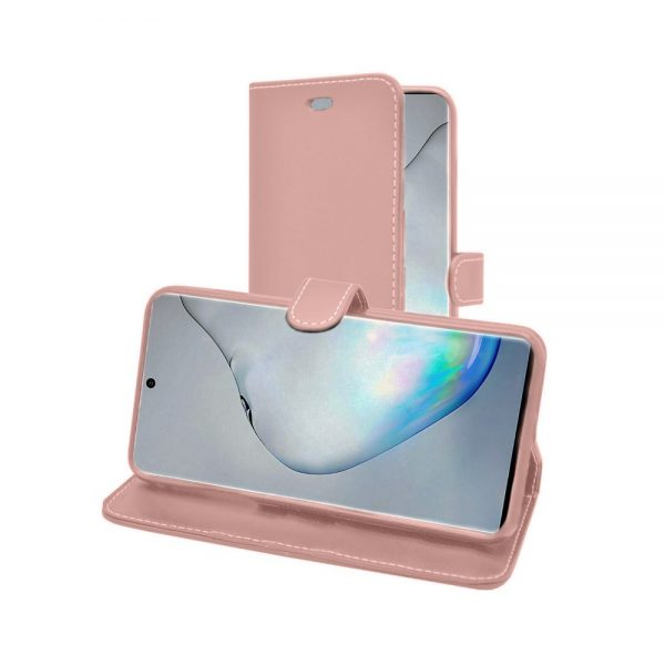 Wallet for Galaxy Note 10 - Rose Gold